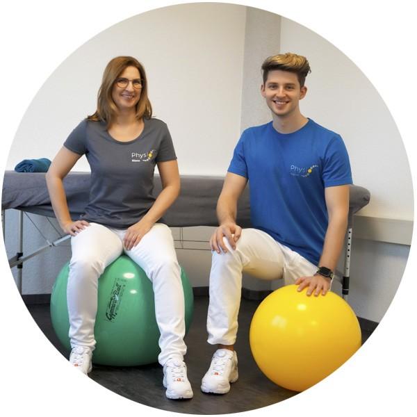 Manuela Wöhner & Patrick Wohl - Ihre Praxis für Physiotherapie in Coburg