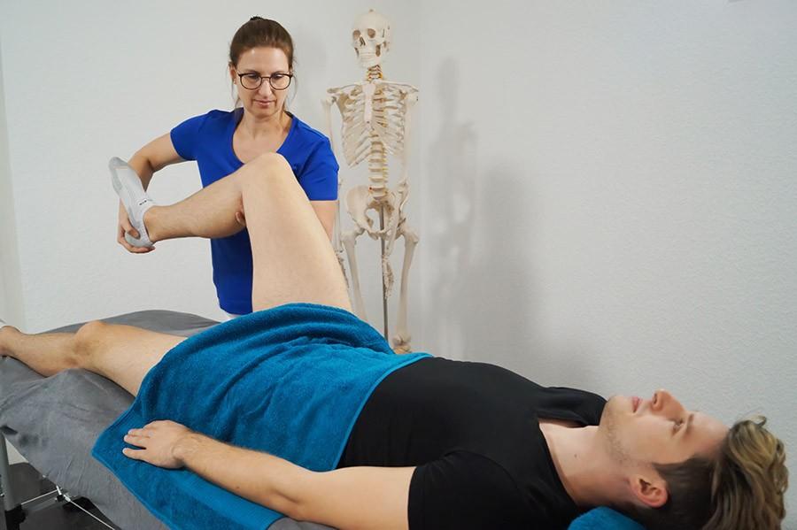 Physiotherapie der Physios in Coburg