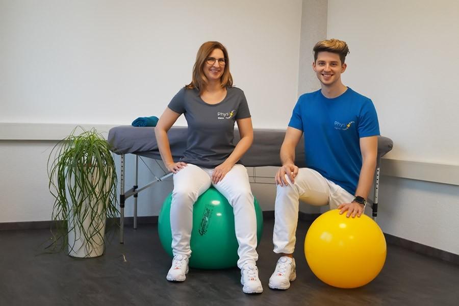 Team Physiotherapie in Coburg